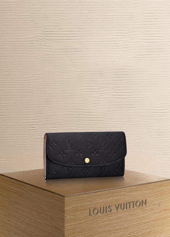 Louis VuittonPortefeuille Émilie