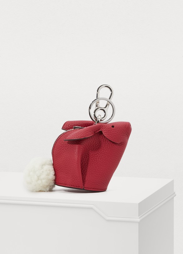 LoeweBunny bag charm