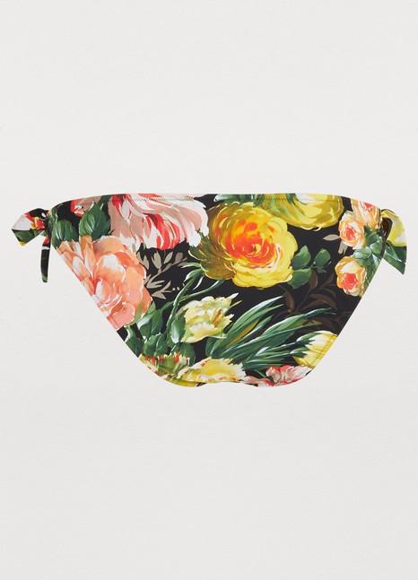 Dolce & GabbanaBas de maillot imprimé
