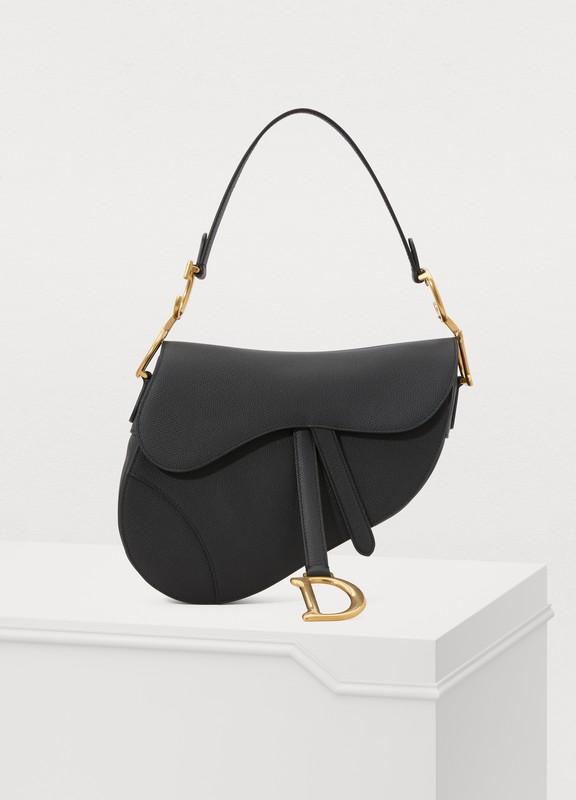 79d6174a983 Dior. Saddle bag in calfskin