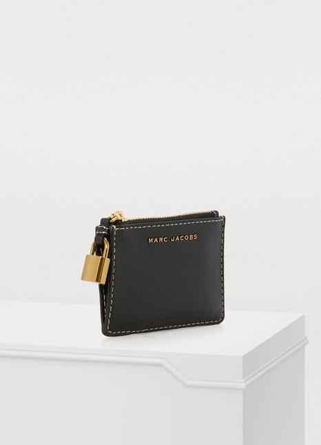 Marc JacobsTop zip wallet