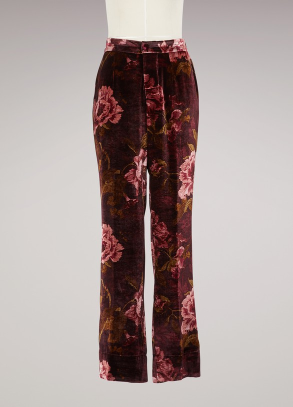 F.R.S For Restless Sleepers Pantalon en velours Crono