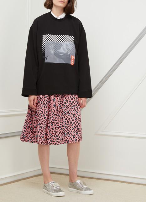 Fenty Puma by RihannaOversized printed sweatshirt