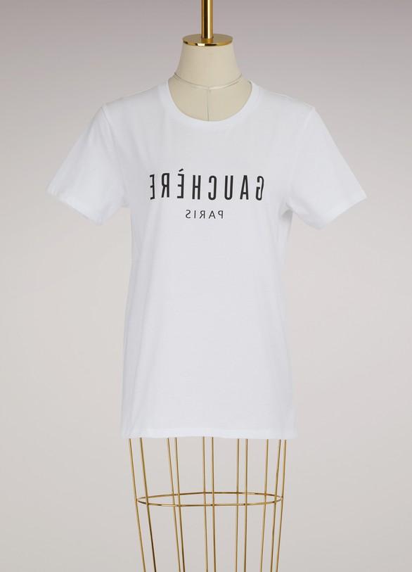 GAUCHERET-shirt à logo