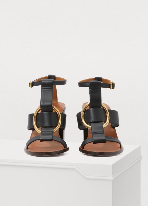 e6cf165209d ... Chloé Rony sandals ...