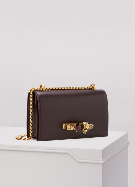 Alexander McQueenJewelled satchel