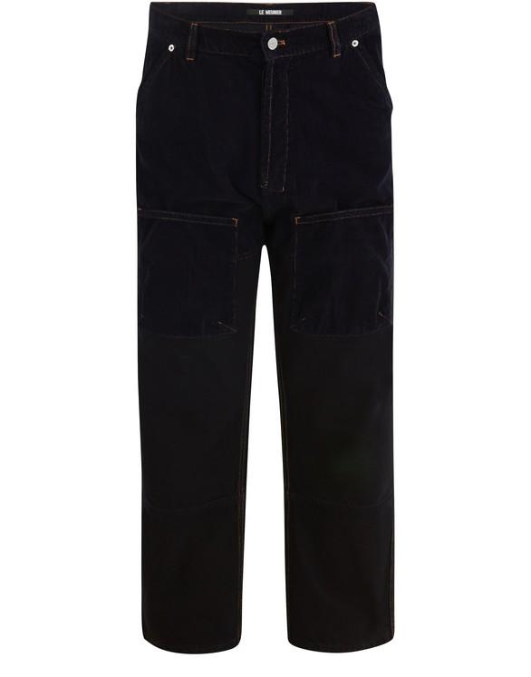JACQUEMUSCotton jeans