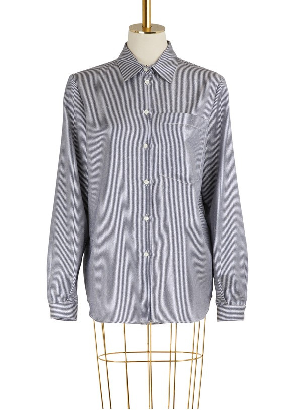 MARCO DE VINCENZOStriped Shirt