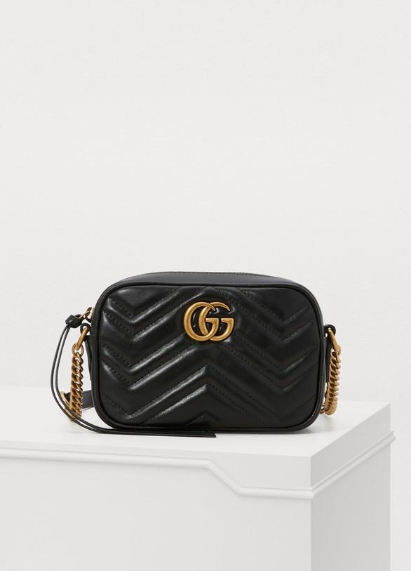Petit sac porté croisé GG Marmont femme   Gucci   24 Sèvres ecc6d821a0e