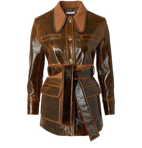 REJINA PYOFelix wool mix jacket