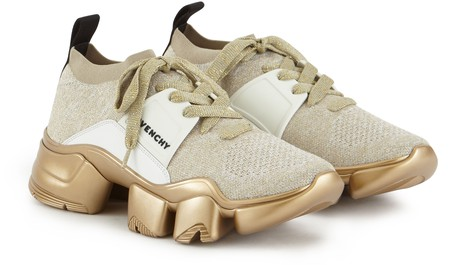 GIVENCHYJaw low top knit trainers