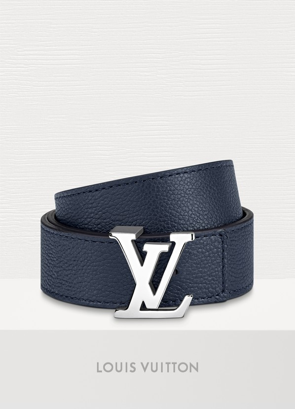 ee28370eac75 ... Louis Vuitton LV Initiales 30mm Reversible Belt ...