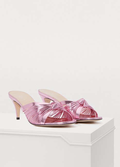 GUCCI Bow mules
