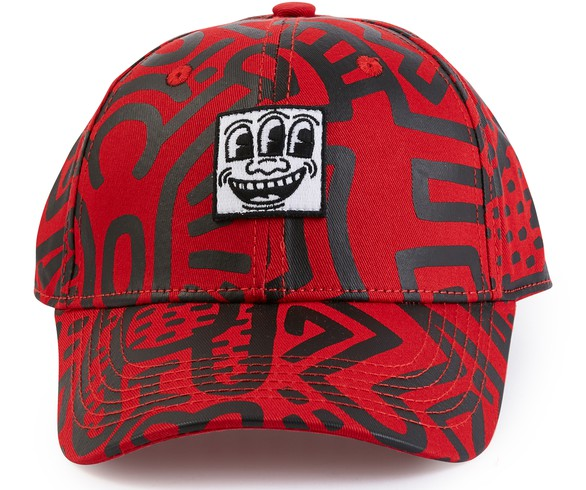 ETUDES Cloud all over Keith Haring cap
