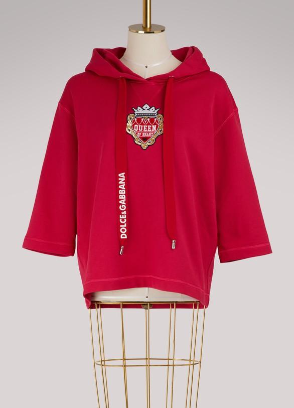 Dolce & GabbanaQueen hoodie