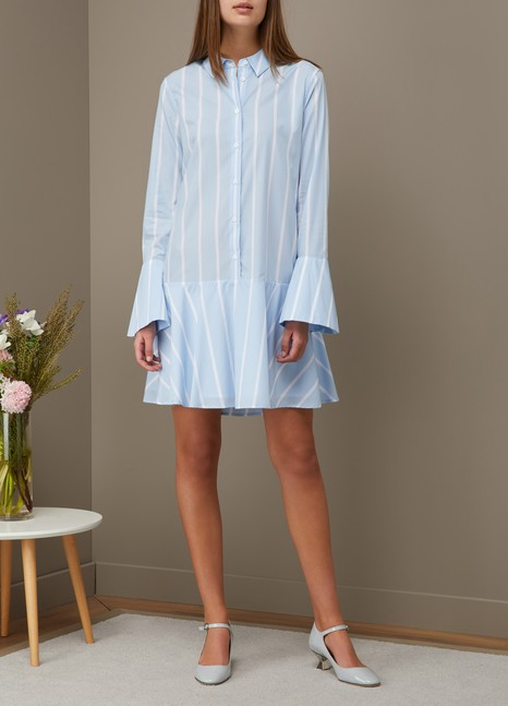 Equipment Tracy shirt dress