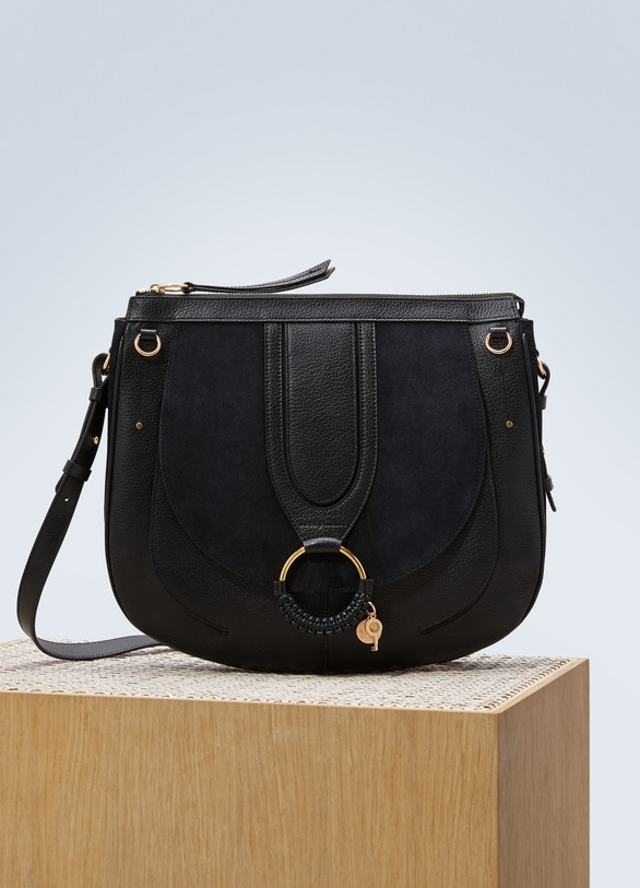 See by ChloéHana leather shoulder bag
