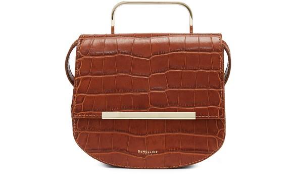 DEMELLIERMini Rome shoulder bag