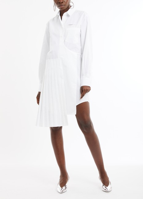 OFF-WHITE Asymmetric dress