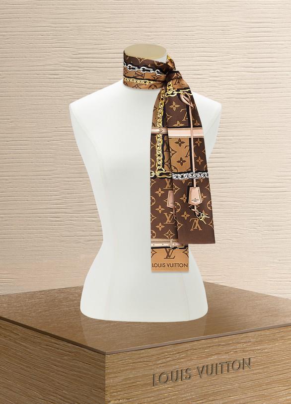 Women S Monogram Confidential Bandeau Louis Vuitton 24