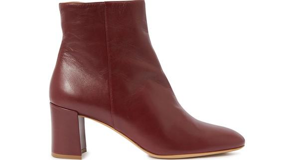 MANSUR GAVRIELLeather ankle boots