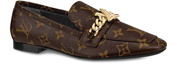 Louis VuittonUpper Case Loafer