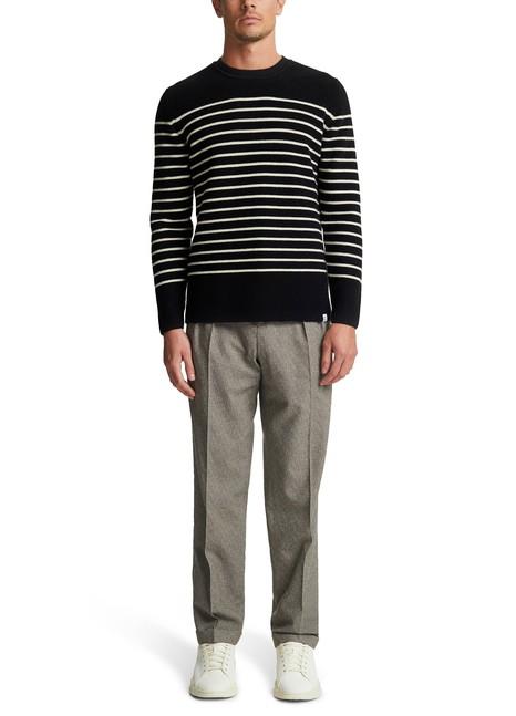 NORSE PROJECTSVerner striped jumper
