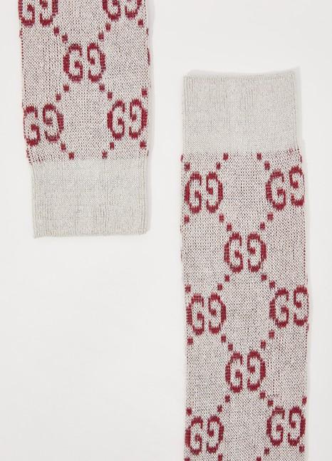 GucciLurex interlocking G socks
