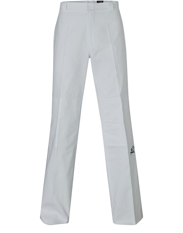 RAF SIMONS Patch trousers