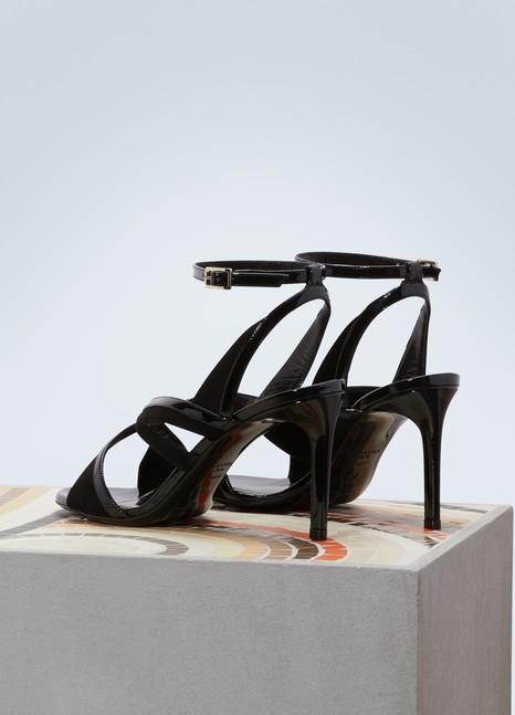 LanvinPatent sandals