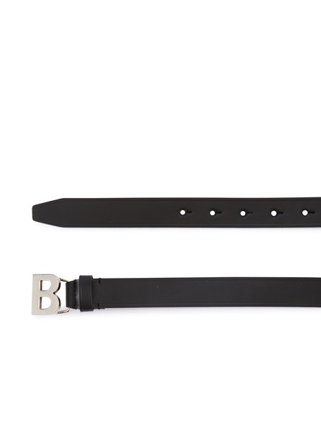BALENCIAGA Narrow B belt