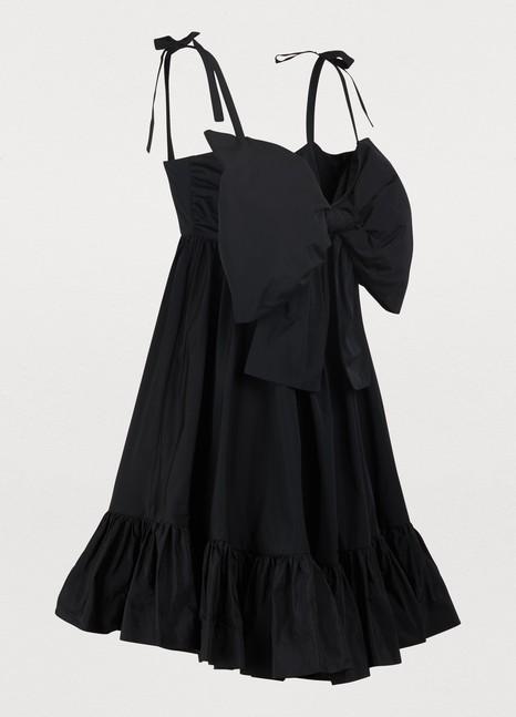 MSGMShort sleeveless dress