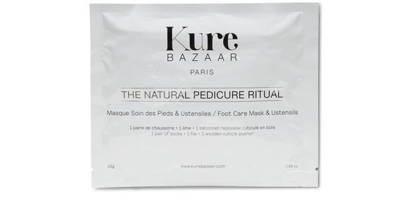 KURE BAZAARThe Natural Pedicure Ritual