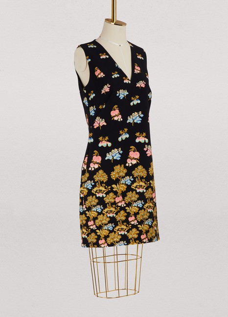 Peter Pilotto Cady V neck dress