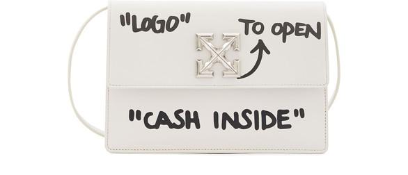 OFF-WHITESac Jitney 1.0 Cash Inside