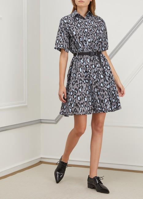 KenzoLeopard short dress