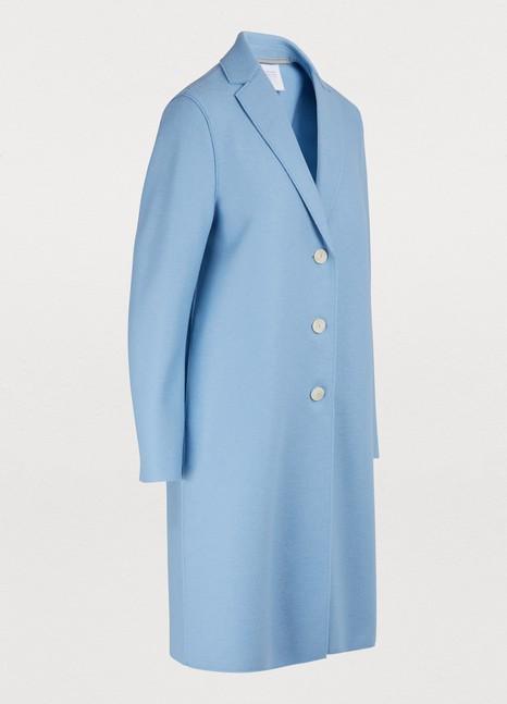 Harris Wharf LondonWool coat
