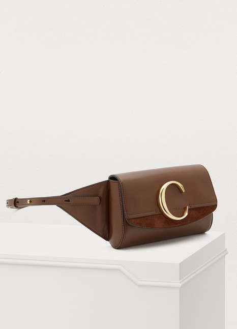 CHLOE Chloe C belt bag