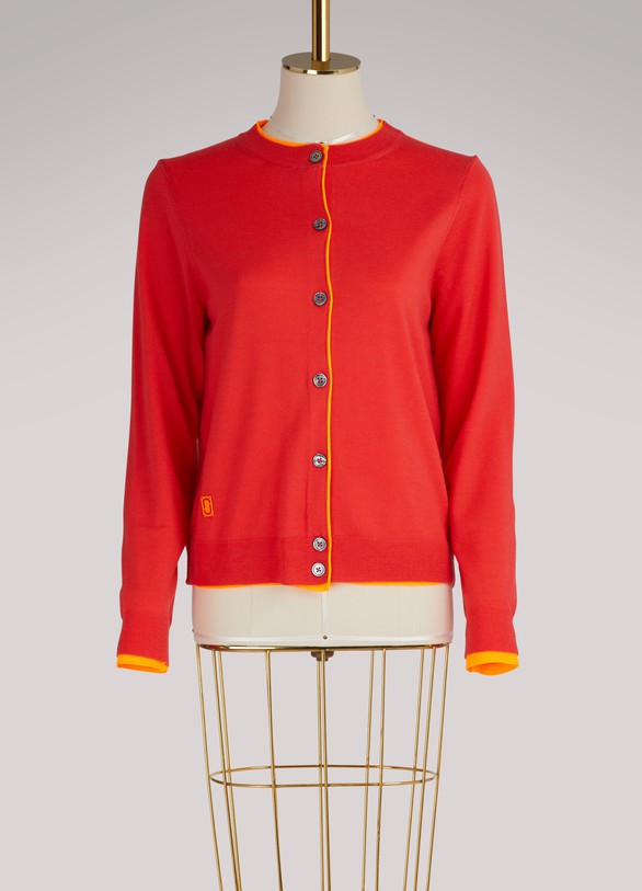 Marc JacobsDouble-layered cardigan