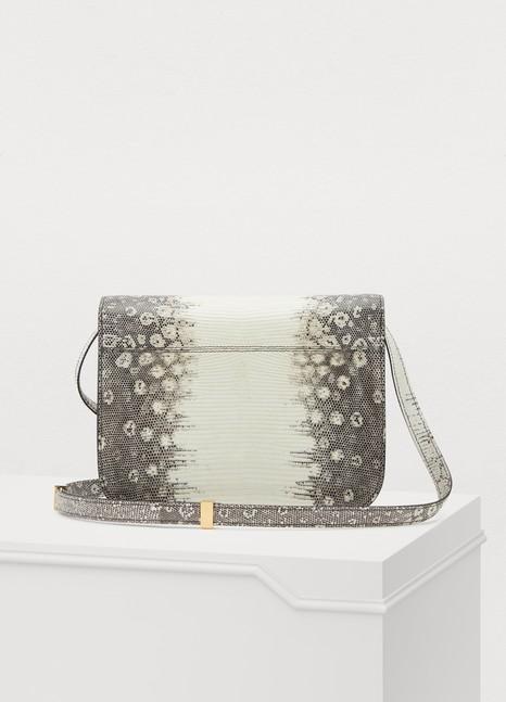 CELINEMedium Classic bag in lizard