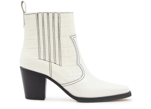 GANNIWestern ankle boots