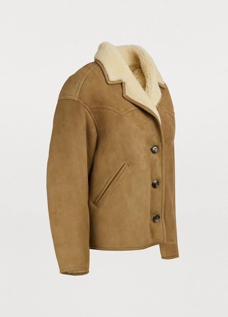 Isabel Marant EtoileFabio lambskin jacket