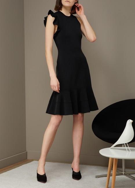 Proenza SchoulerRuffle asymetrical dress