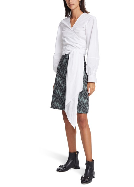 GANNICotton blouse