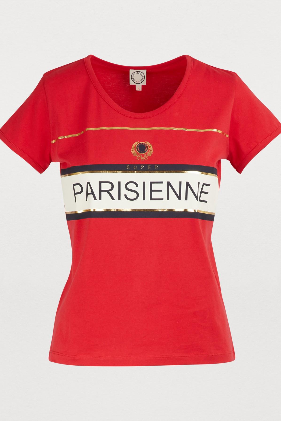 T-shirt Priscilla Parisienne