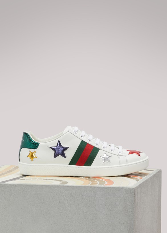 a87735d594d2 Women s Ace embroidered sneaker