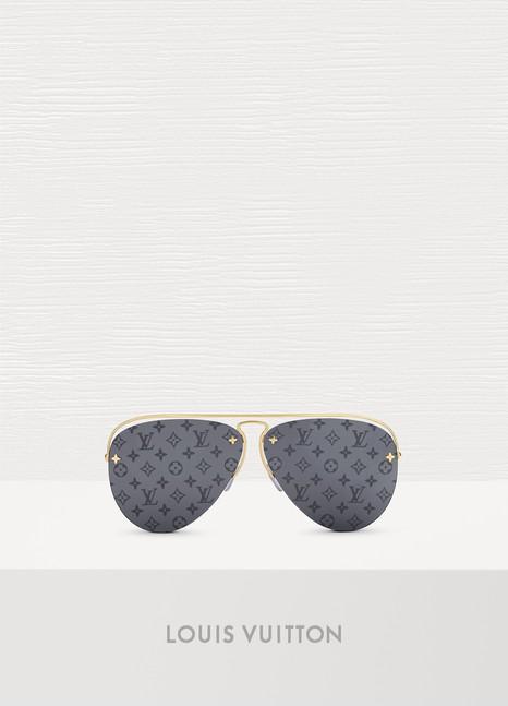répliques chaussures d'automne plus tard Lunettes de soleil Grease Femme   Louis Vuitton   24S