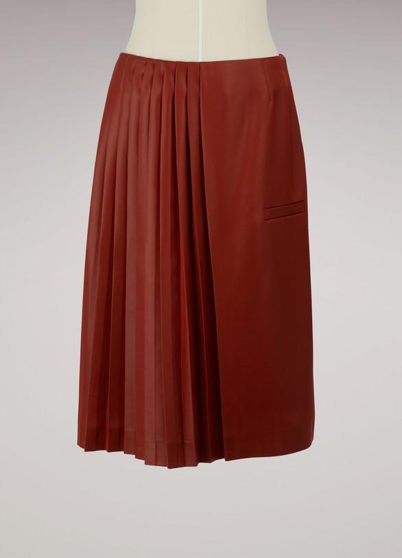 Marco de VincenzoPleated midi skirt
