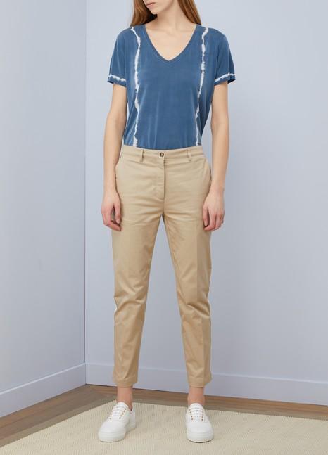Majestic FilaturesTie-dye short-sleeve T-shirt