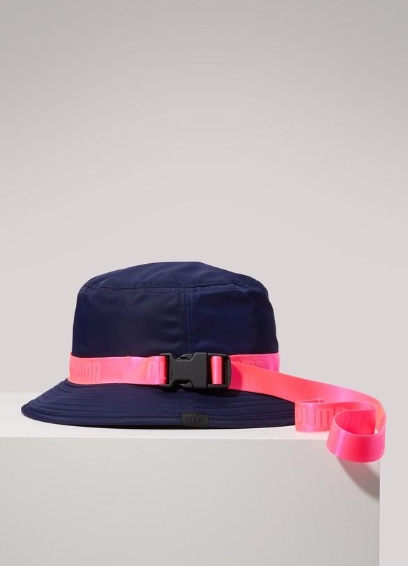 763ace89 release date fenty puma by rihanna strapped bucket hat 13fce a62a4